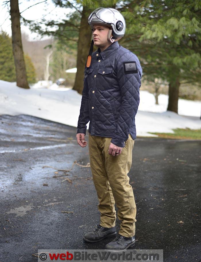 REV'IT! Westport Overshirt and Alpha Jeans