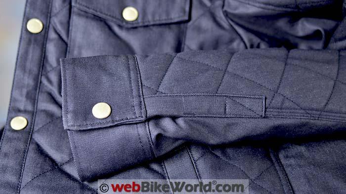 REV'IT! Westport Overshirt Sleeve