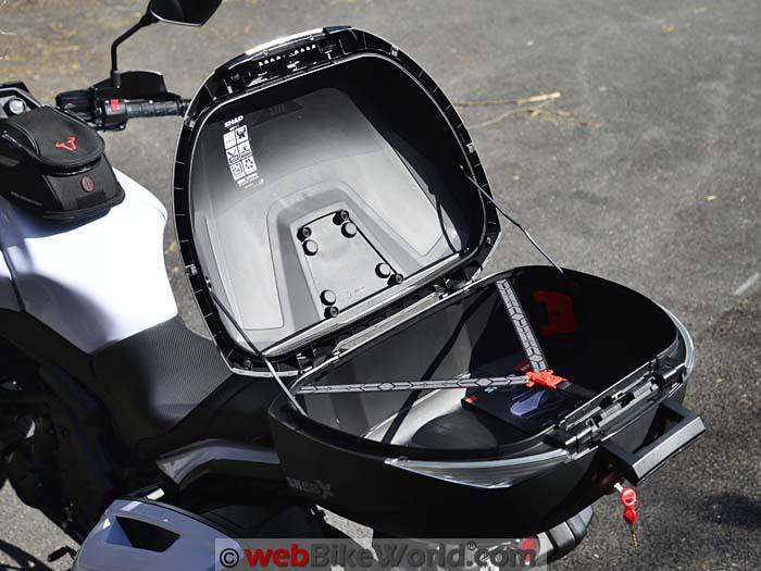 SHAD SH58X Luggage Strap