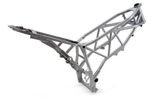 KTM 950 Supermoto Frame