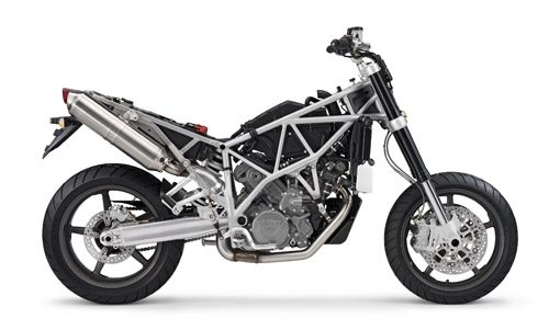 KTM 950 Supermoto Chassis