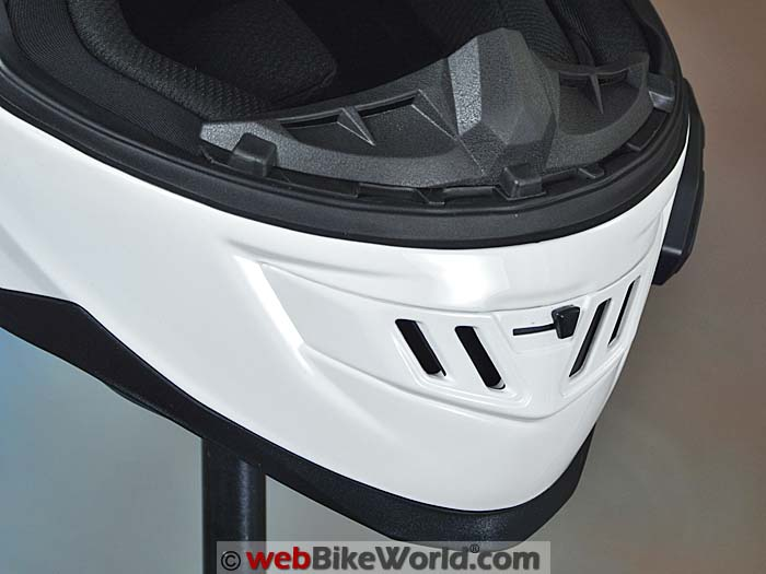 Bilt Techno 2.0 Helmet Chin Vent