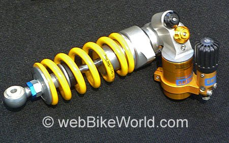 Öhlins MotoGP Rear Shock