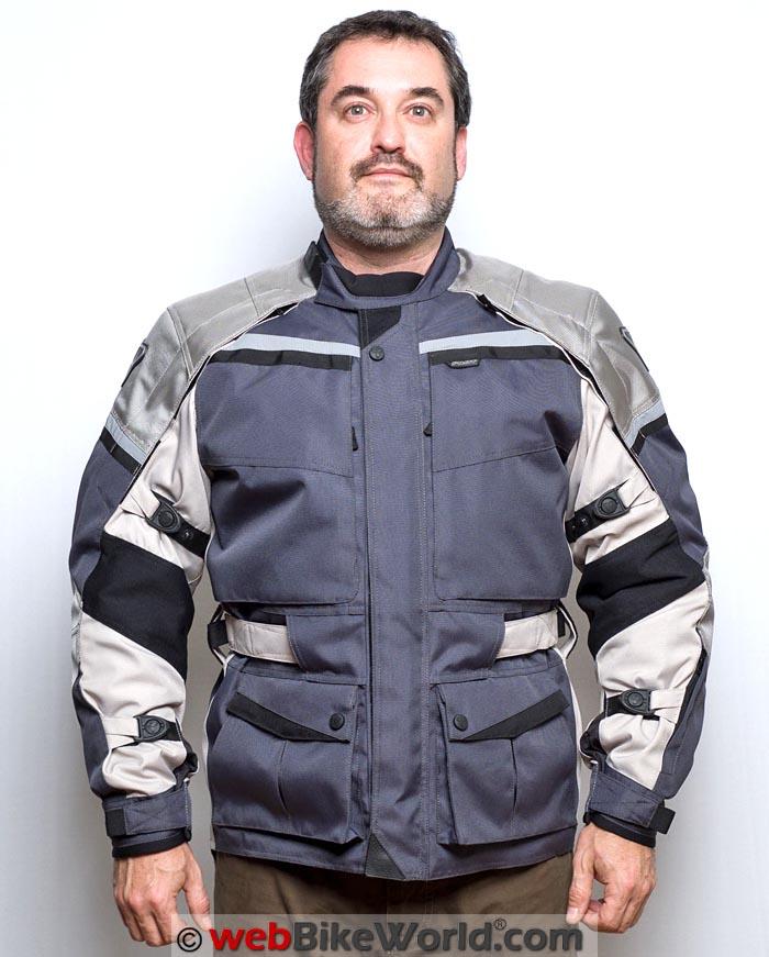 Pilot Trans-Urban Jacket V2 Front