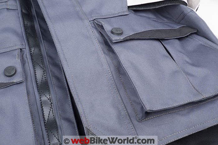 Pilot Trans-Urban Jacket V2 Lower Pocket