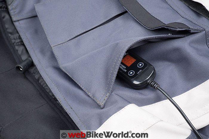Pilot Trans-Urban Jacket V2 Pocket