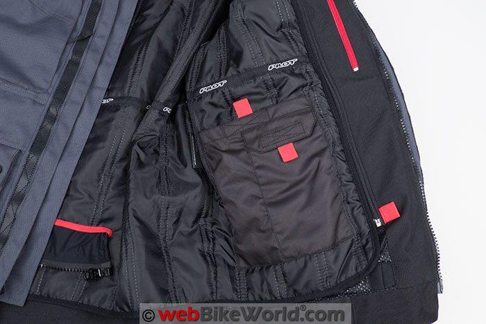 Pilot Trans-Urban Jacket V2 RedTab System