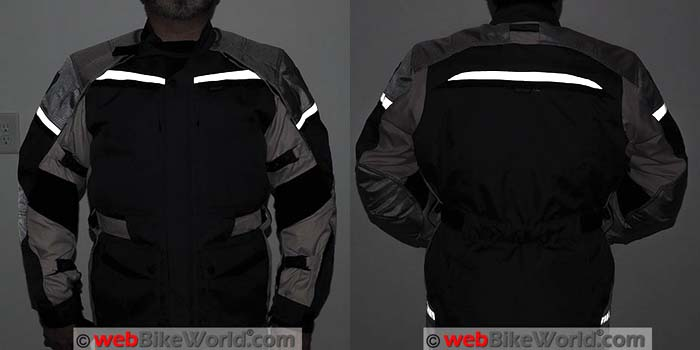 Pilot Trans-Urban Jacket V2 Reflectivity