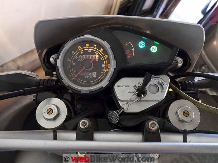 CSC TT250 Speedometer Dash Instruments
