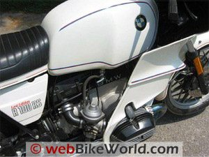 BMW R100RS Right Side