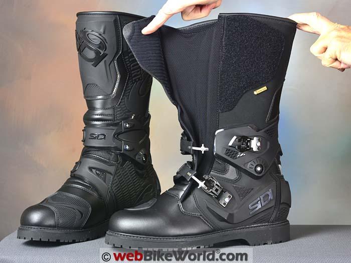 Sidi Adventure 2 Gore Tex Boots Review webBikeWorld
