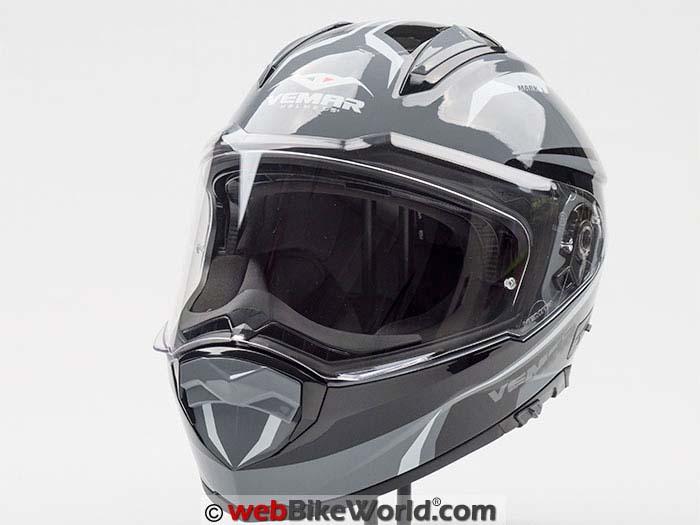 Vemar Zephir Helmet Eye Port