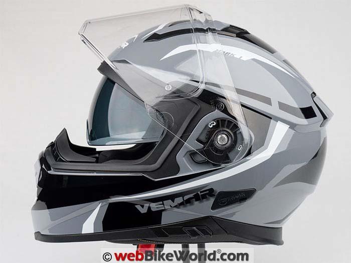 Vemar Zephir Helmet Internal Sun Visor