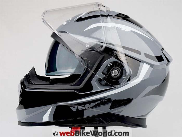 Vemar Zephir Helmet Sun Visor