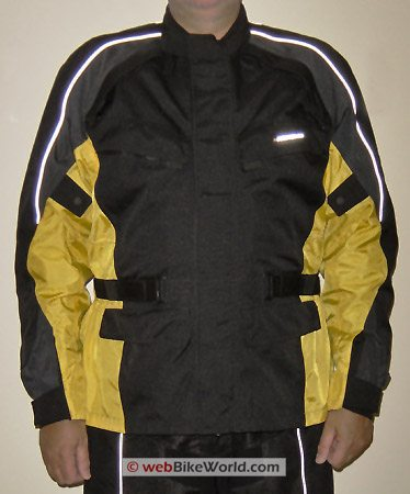 Firstgear Jaunt Jacket Front
