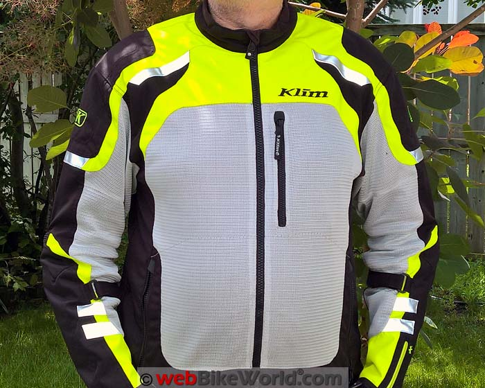 Klim Induction Jacket Chest