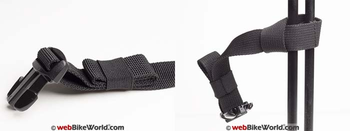Ogio Tail Bag Attachment Straps