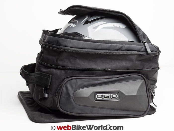 Ogio Tail Bag Capacity