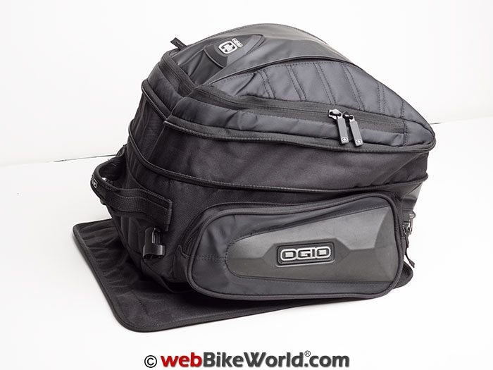 Ogio Tail Bag With Helmet