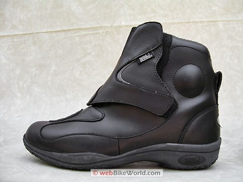 Tour Master Response SC Road Boots - Outside Ankle View