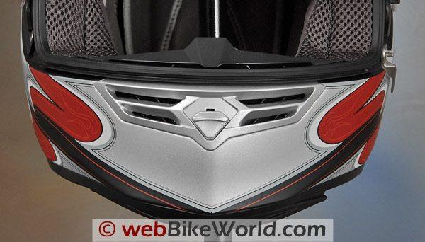 Bell Star Helmet - Chin Vent