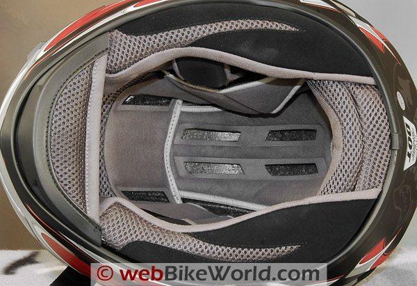 Bell Star Helmet - Liner