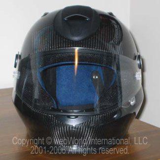BMW Sport Integral Helmet Front