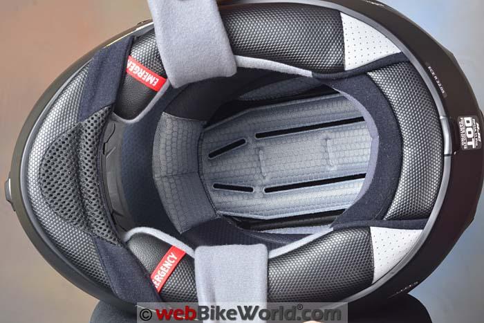HJC RPHA 11 Pro Helmet Liner