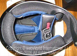 BMW Sport Integral Helmet Liner