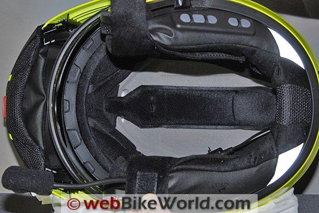 Schuberth C3 Helmet Liner
