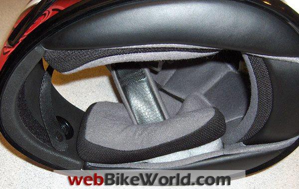 Helmet Noise Reduction Padding