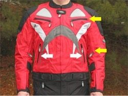Tourmaster Cortech jacket