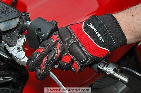 Joe Rocket Atomic Gloves Grip