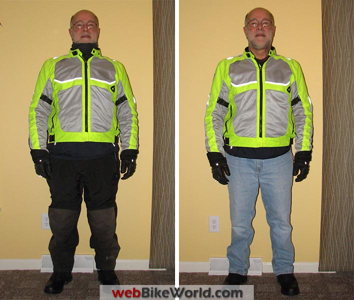 Motorcycle Riding Outfits
