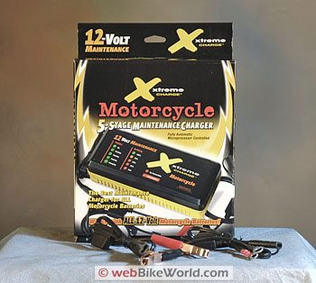 on x treme battery wiring harness
