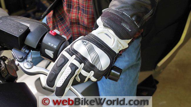 Racer Limes Gloves