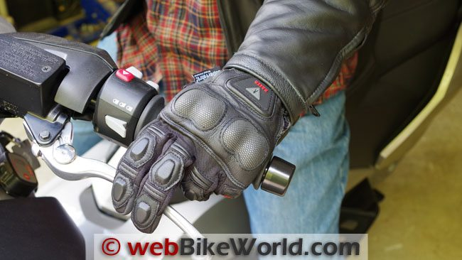Racer Mickey Gloves