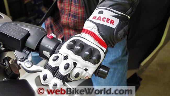 Racer R-Safe Gloves