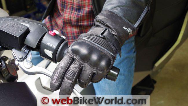 Racer Stratos Gloves