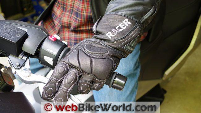 Racer Summer Fit Gloves