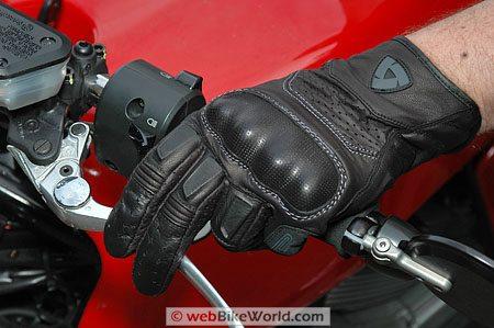 Rev'it Monster Gloves