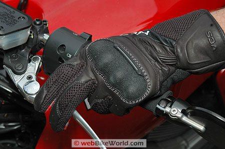 Revit Solar Gloves