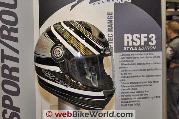 Shark RSF3 Style Edition