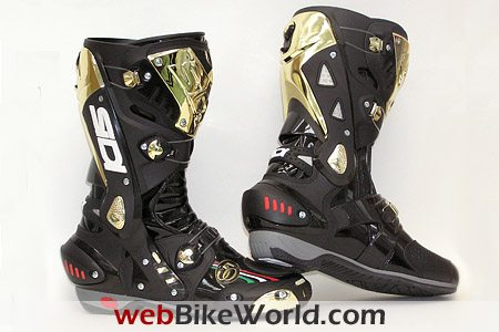 Sidi Fusion Boots Review - webBikeWorld