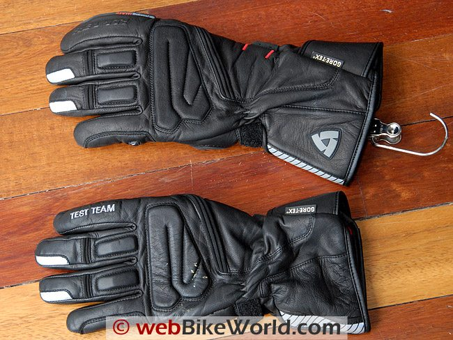 Rev'it Alaska Gloves - Feedback from Rev'it Test Team