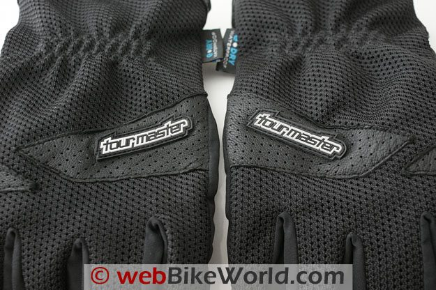 Tour Master Dri-Mesh Gloves - Close-up of Mesh