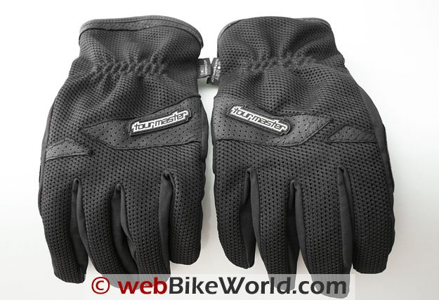 Tour Master Dri-Mesh Gloves - Top View