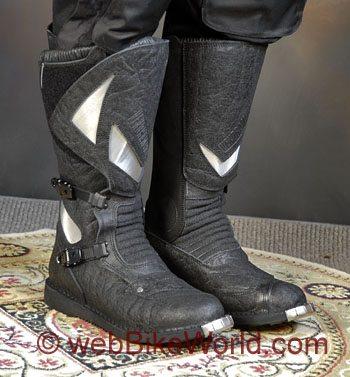 a916582b68f5 Vendramini Elephant Boots - webBikeWorld