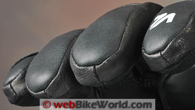 VQuattro Squadra Gloves Fingertips