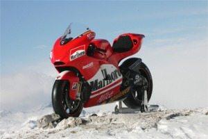 Ducati MotoGP Desmosedici Motorcycle - webBikeWorld